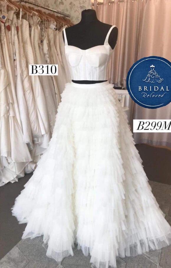 Bowen Dryden | Wedding Dress | Separates | B310 / B299M