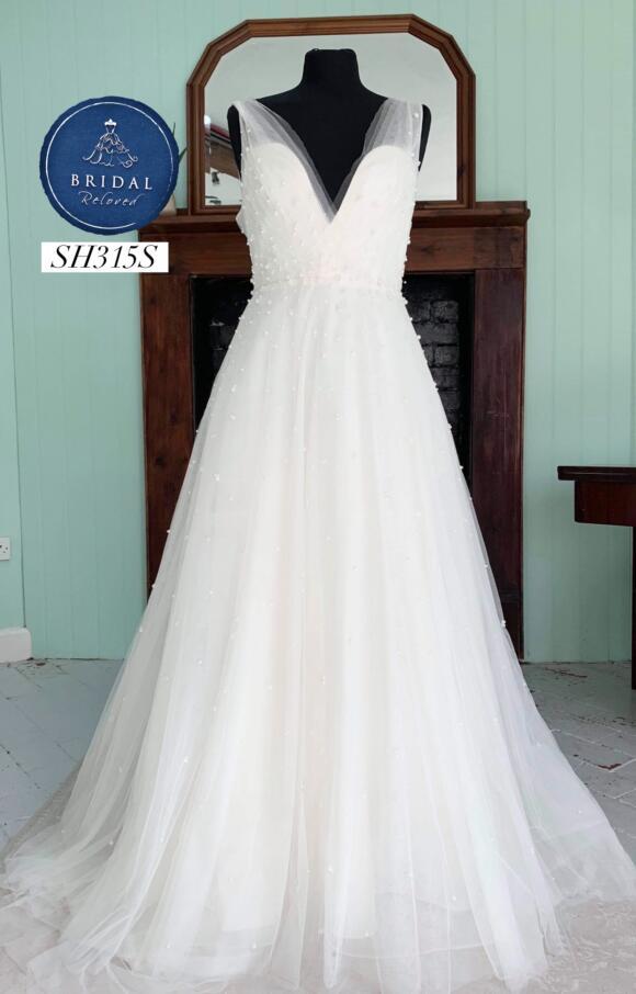 Watters | Wedding Dress | Aline | SH315S