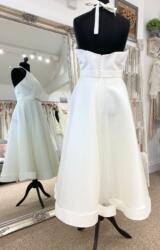 Emma Bridal | Wedding Dress | Tea Length | LE427M