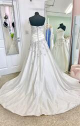 Justin Alexander | Wedding Dress | Aline | D1220K