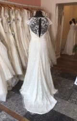 Stephanie Allin   Wedding Dress   Column   T281F