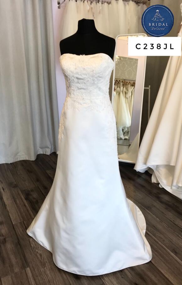 Romantica | Wedding Dress | Aline | C238JL