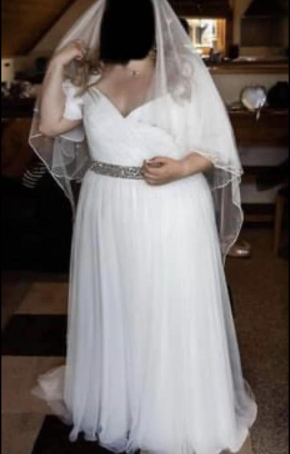 Jenny Packham | Wedding Dress | Column | C2588