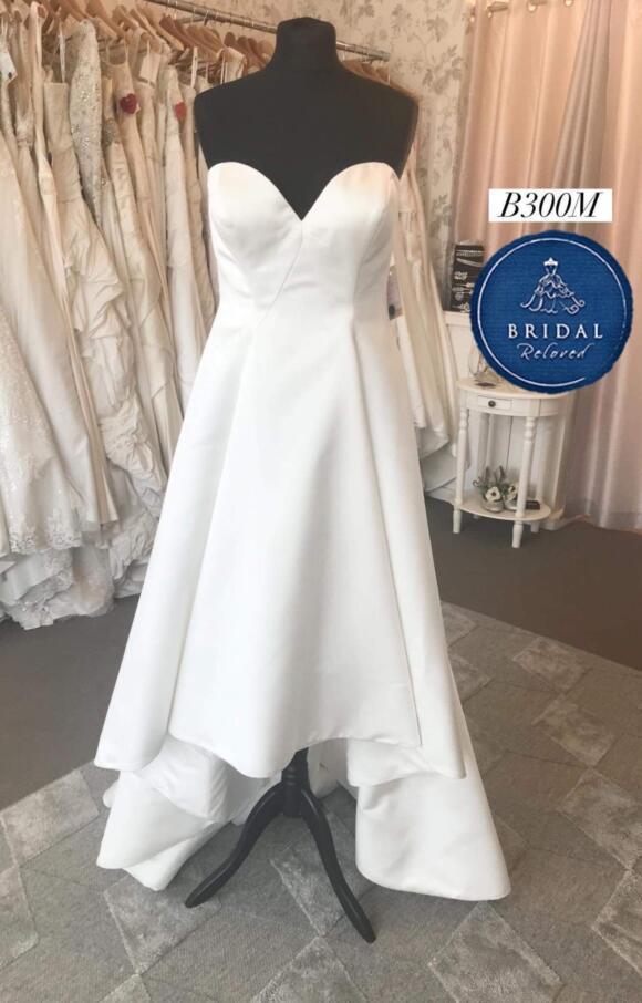 Zac Posen   Wedding Dress   Tea Length   B300M