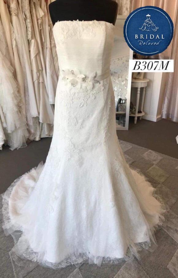 Alfred Angelo | Wedding Dress | Empire | B307M