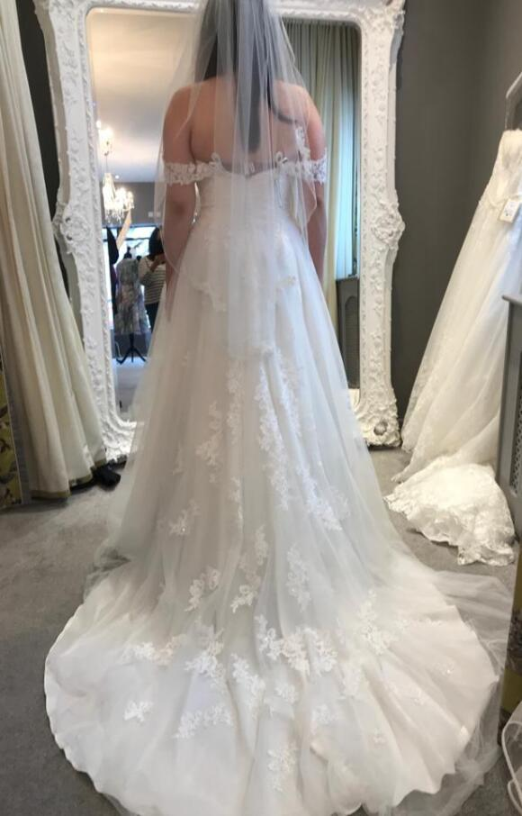 Maggie Sottero   Wedding Dress   Aline   C2637
