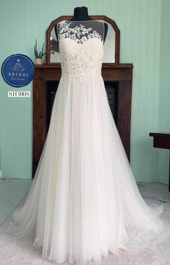 Watters | Wedding Dress | Aline | SH300S