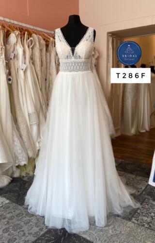 Mia Mia | Wedding Dress | Aline | T286F