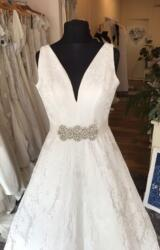 Alan Hannah | Wedding Dress | Aline | T287F