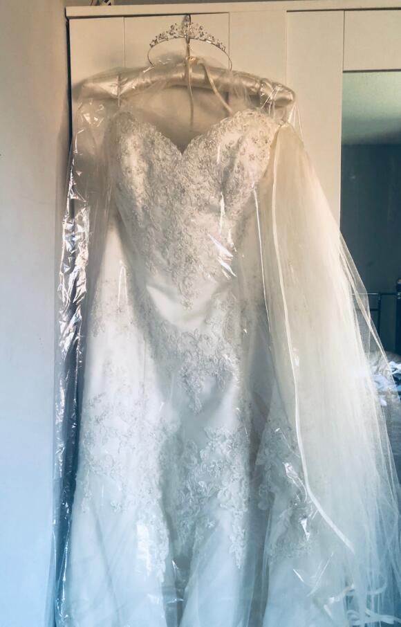 Morilee   Wedding Dress   Aline   C2600