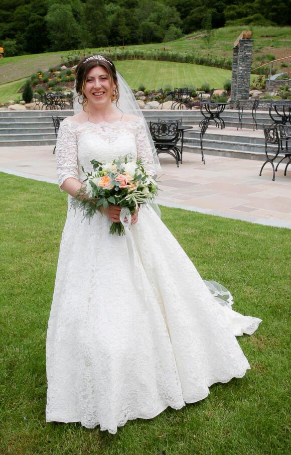 Louise Bentley   Wedding Dress   Aline   C2565