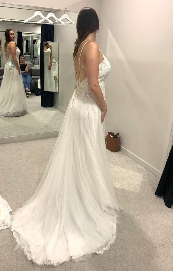 Mon Cheri | Wedding Dress | Aline | C2632