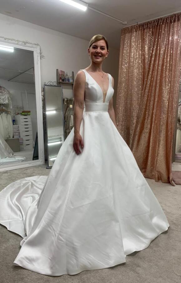 Maggie Sottero   Wedding Dress   Aline   C2629