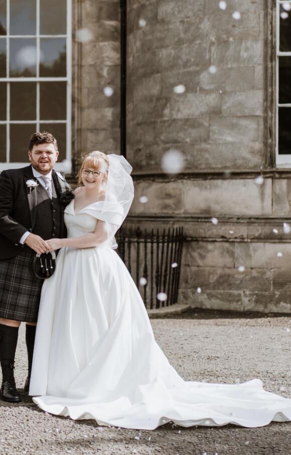 Demetrios | Wedding Dress | Aline | C2595