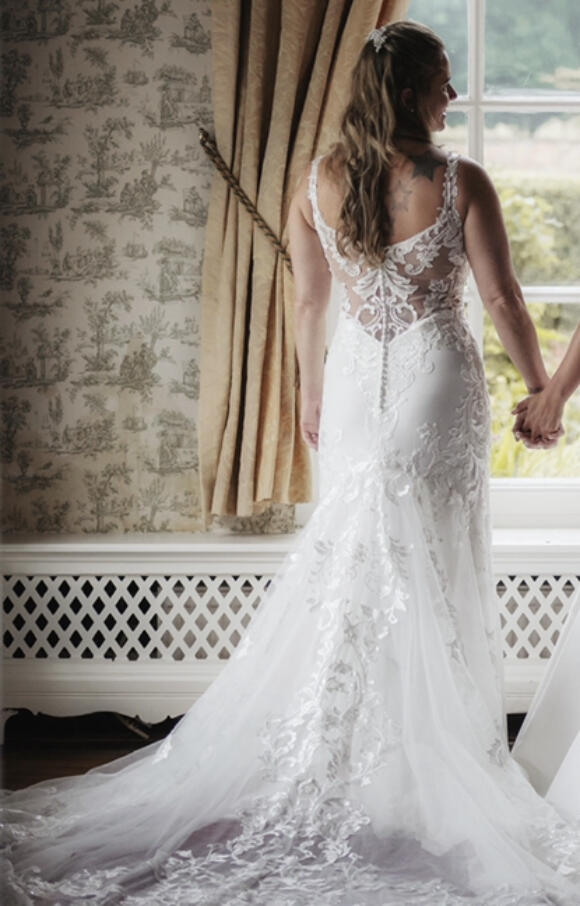 Morilee   Wedding Dress   Fit to Flare   C2602