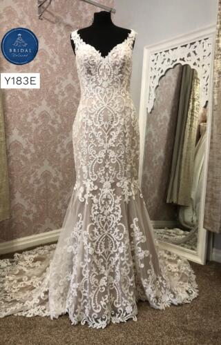 David Tutera | Wedding Dress | Fishtail | Y183E