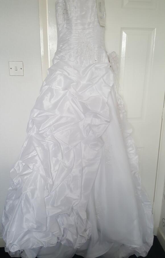 Phil Collins   Wedding Dress   Princess   C2657