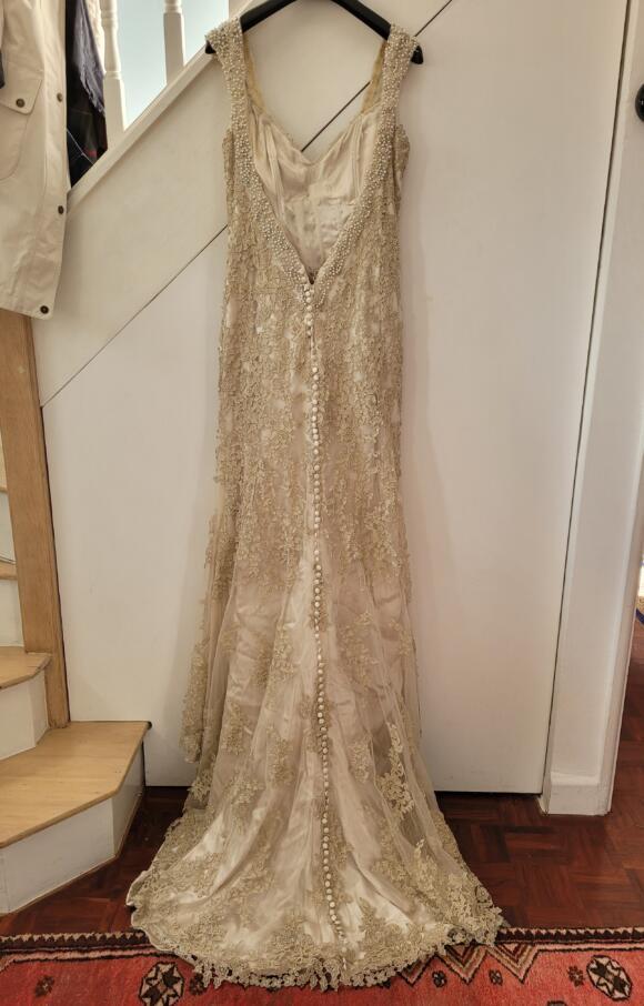 Justin Alexander   Wedding Dress   Fit to Flare   C2659
