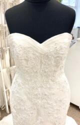 Ellis Bridal | Wedding Dress | Fit to Flare | LE323M