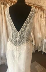 Nicole Spose | Wedding Dress | Fit to Flare | B314M