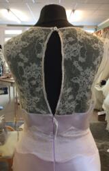 David Fielden | Wedding Dress | Column | ST635S