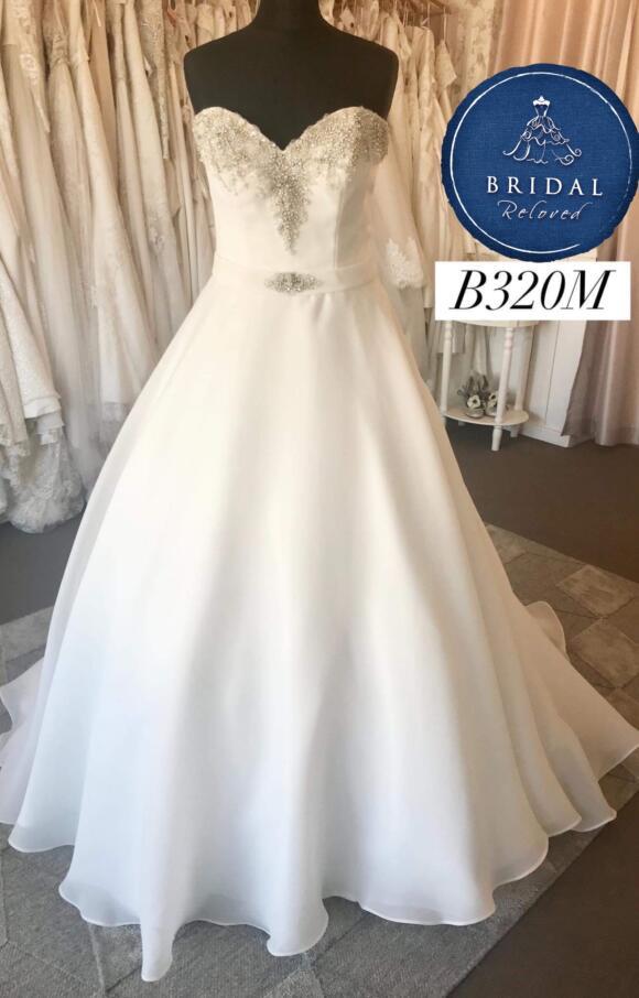 Sofia Bianca | Wedding Dress | Aline | B320M