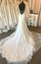 Nicole Spose | Wedding Dress | Fit to Flare | B323M