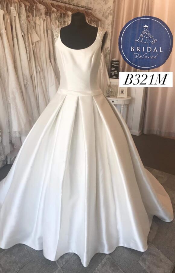 Sofia Bianca | Wedding Dress | Aline | B321M