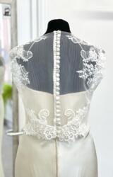 Terry Fox   Wedding Dress   Column   D1222