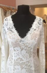 Watters | Wedding Dress | Fit to Flare | T288F