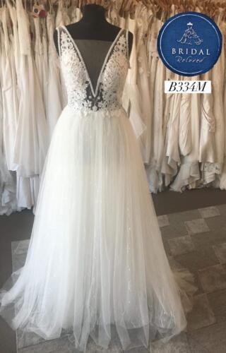 Selestia | Wedding Dress | Aline | B334M