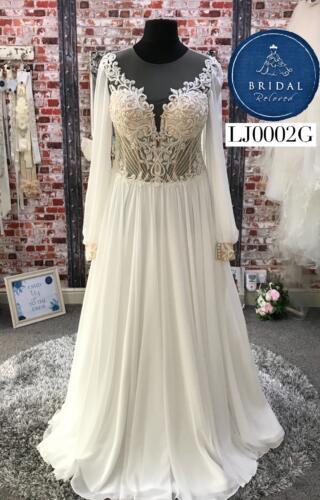 Louisa Jackson   Wedding Dress   Aline   LJ0002G