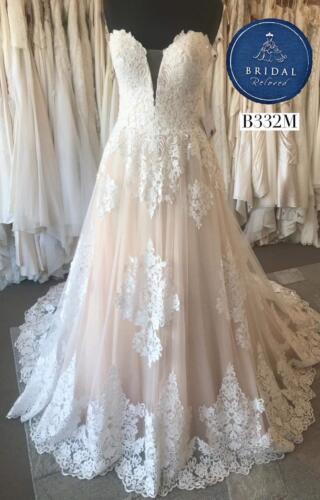 Selestia | Wedding Dress | Aline | B332M