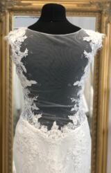 Nicole Spose   Wedding Dress   Fit to Flare   WF392H