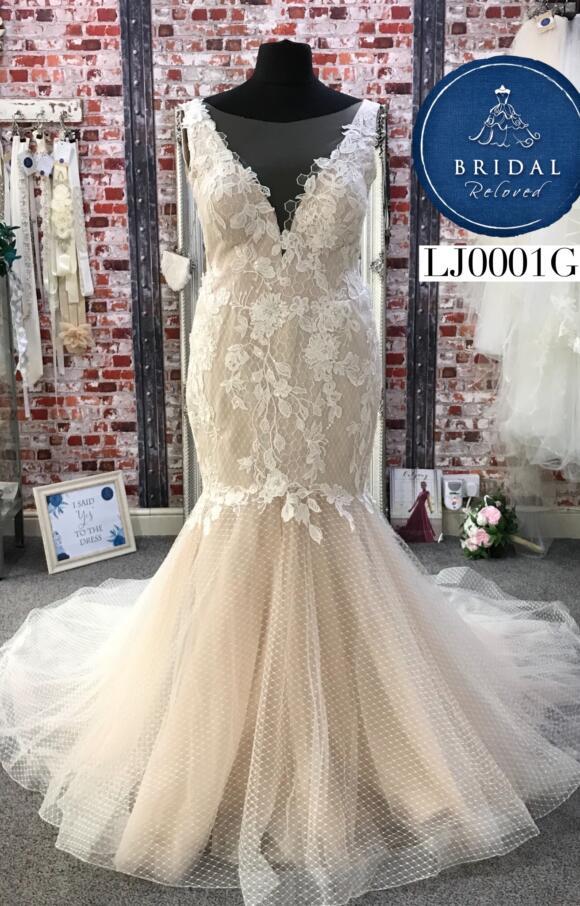 Louisa Jackson | Wedding Dress | Fishtail | LJ0001G