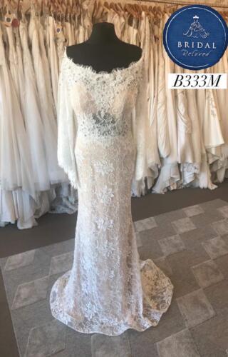 Morilee | Wedding Dress | Column | B333M