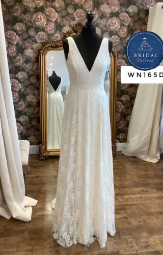 Charlie Brear | Wedding Dress | Fit to Flare | WN165D