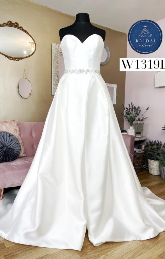 Enzoani | Wedding Dress | Aline | W1319L