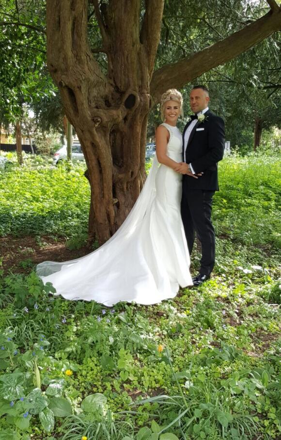 Pronovias | Wedding Dress | Fishtail | C2663