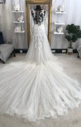 Pronovias   Wedding Dress   Drop Waist   WF393H