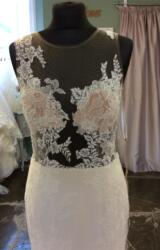 Watters   Wedding Dress   Fit to Flare   ST656S