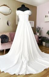 White Rose   Wedding Dress   Aline   W1322L