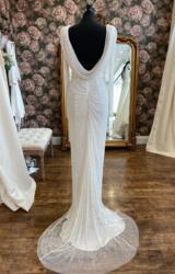 Wliza Jane Howell   Wedding Dress   Column   WN155D