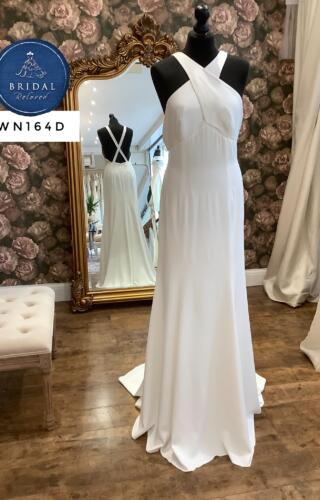 Charlie Brear | Wedding Dress | Fit to Flare | WN164D