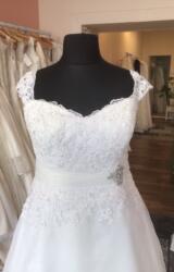 Veromia | Wedding Dress | Aline | T283F