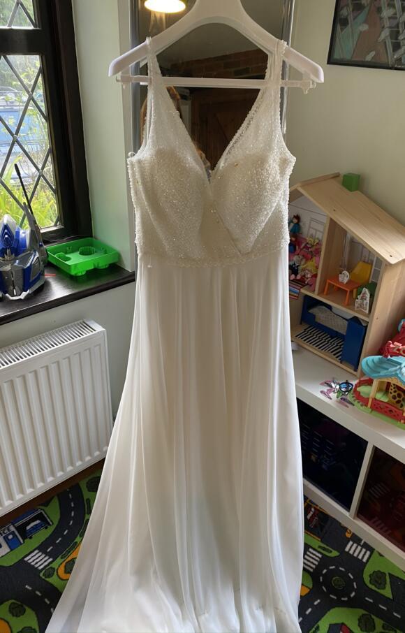 Morilee Bridal | Wedding Dress | Aline | C2665