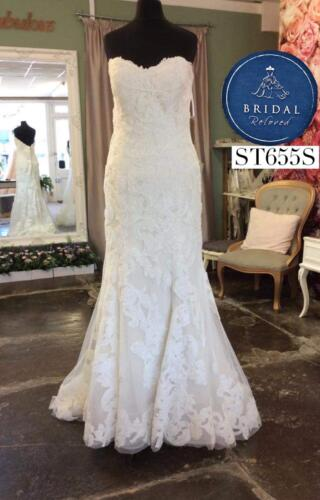 Watters   Wedding Dress   Fishtail   ST655S