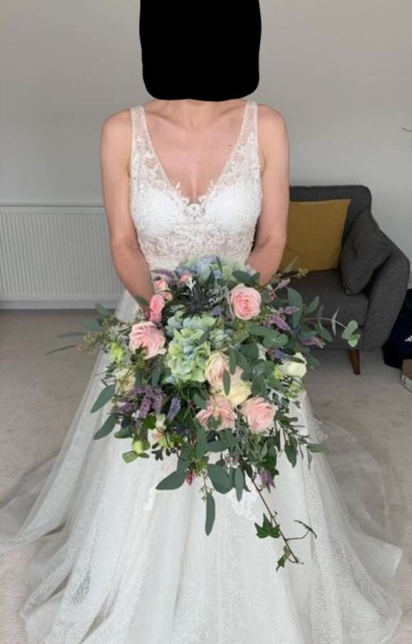Nova D'Art   Wedding Dress   Aline   C2664