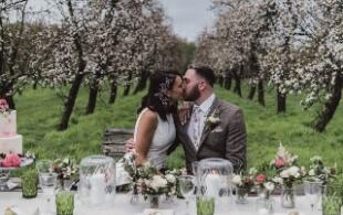 Your Bristol & Somerset Wedding – When Love Blossoms