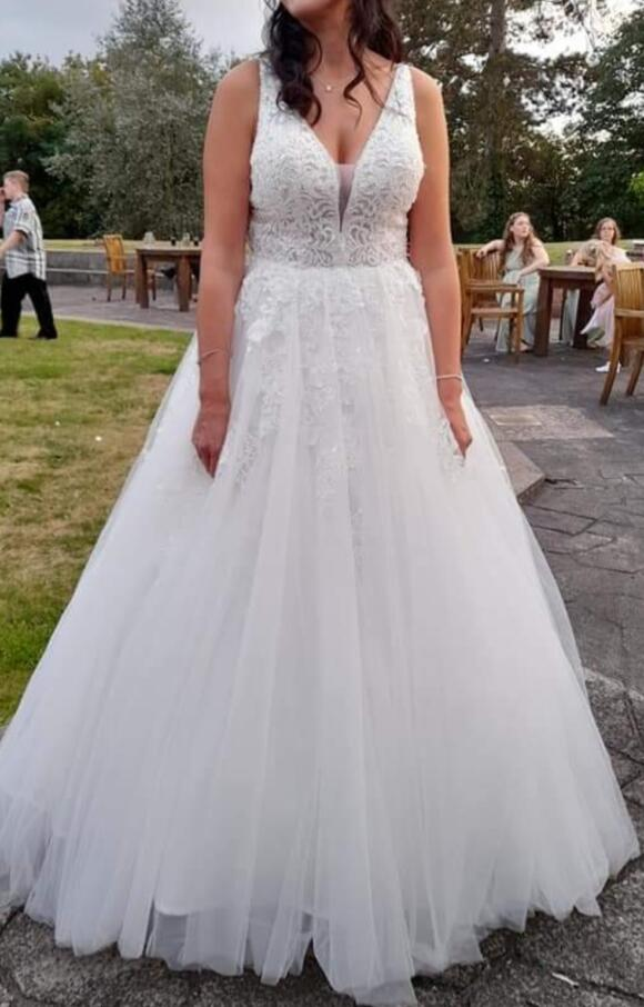 Stella York   Wedding Dress   Princess   C2649